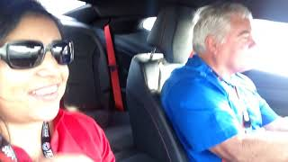 Two Hot Laps with Former NASCAR Driver Terry Labonte