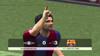 PES6-Konami Cup 2006-Gameplay