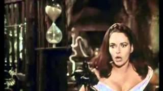 Die Schlangengrube und das Pendel (deutscher Trailer - 1967)