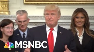 What Does The Conspiracy Group QAnon Have To Do With President Donald Trump? | The 11th Hour | MSNBC