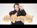 """What it's in my """"bag"""" 