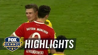 "90' in 90"" Bayern Munich vs. Borussia Dortmund 