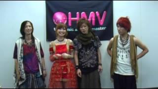 9月27日に2ndアルバム 『Maha Pari NIRVANA』 をリリースした仙台出身の...