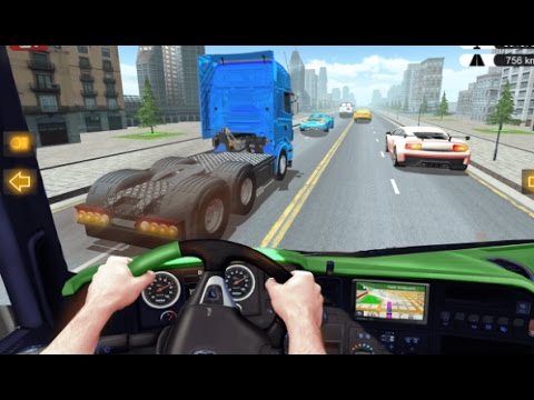 Oil Tanker Truck Racer Android Gameplay HD