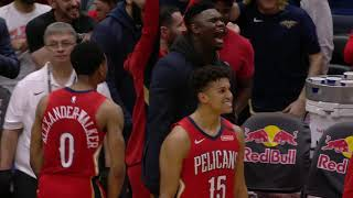 New Orleans Pelicans vs Utah Jazz | January 16, 2020