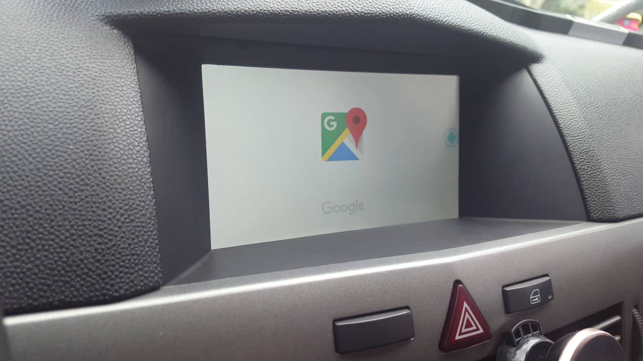 Opel astra h android navigation nexus 7 youtube for Astra h tablet install