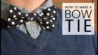 Download How to Make a Bow Tie Mp3 and Videos