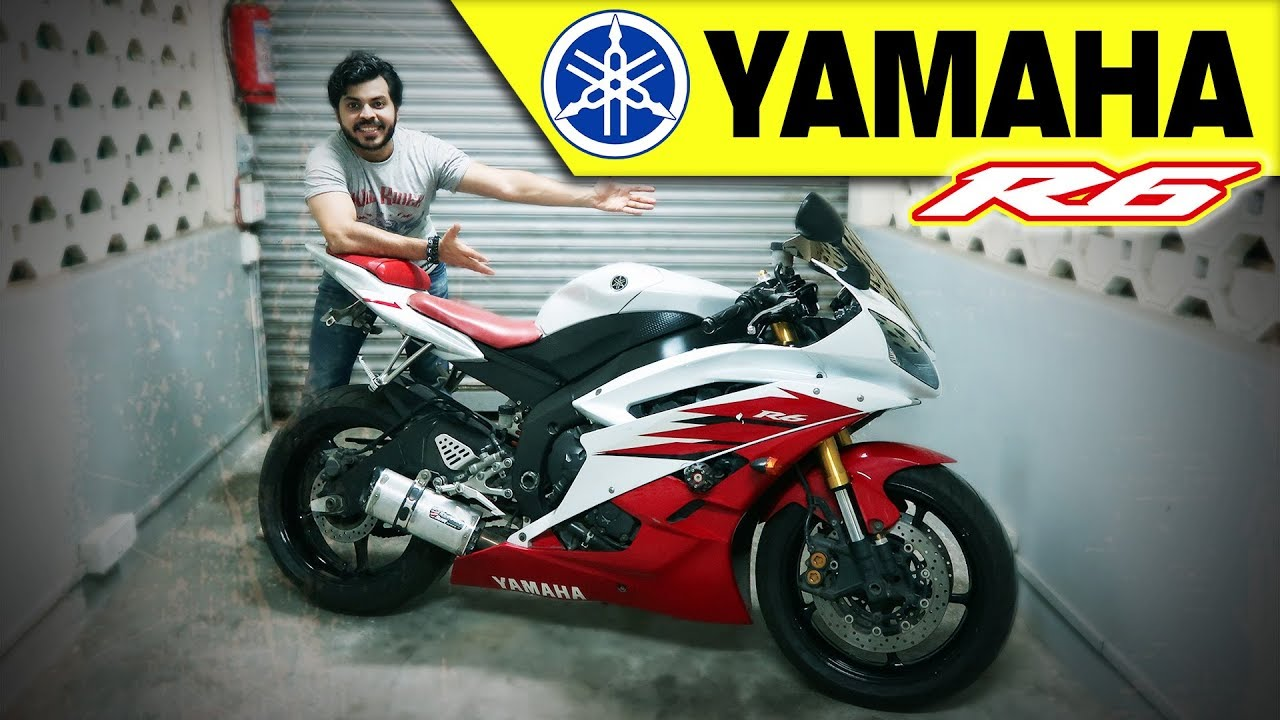 how to buy yamaha r6 in india | living with it episode no.3