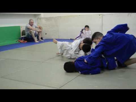 Aaron Katz judo highlights in Israel 2017