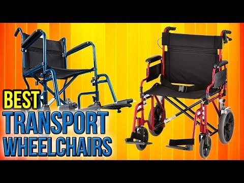 6 Best Transport Wheelchairs 2017 - YouTube