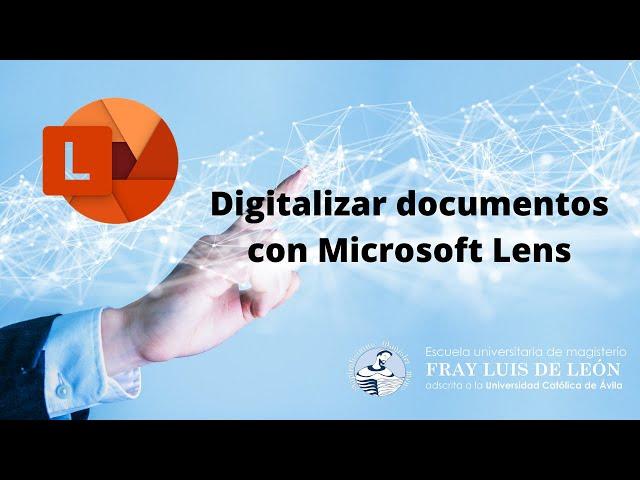 Digitalización de la documentación de la matrícula II