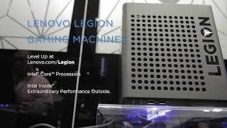 Live from E3: Lenovo Legion