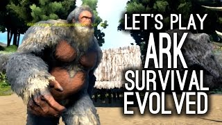 ARK Survival Evolved Xbox One Gameplay - Let