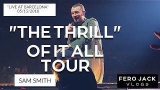 Sam smith live @ barcelona- pray