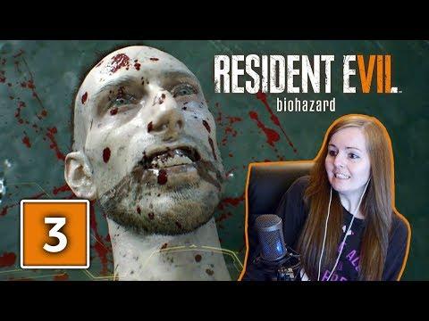 LUCAS BOSS FIGHT   Resident Evil 7 Not A Hero Ending DLC Gameplay Walkthrough Part 3
