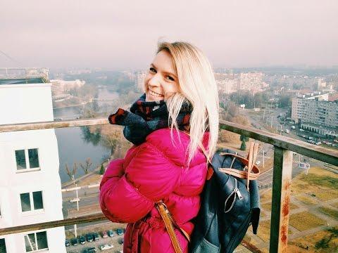 Russia: Kaliningrad House Of Soviets/Россия:Калининград Дом Советов - вид и злая собака!