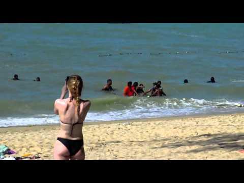 Batu Ferringhi @Beach   Penang   Malaysia 2016  1080p