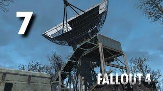 Станция ВВС США Оливия Fallout 4 7