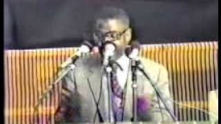 The Black Man Must Wake Up, Part 5 - Dr. Yosef Ben Jochannan