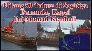 Hilang 90 Tahun di Segitiga Bermuda, Kapal Ini Muncul Kembali