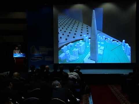 "CTBUH 2011 Seoul Conference - Leslie E. Robertson & Saw Teen See, ""A Super High Rise in Seoul"""
