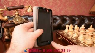 видео Чехлы для Lenovo Vibe C (A2020)