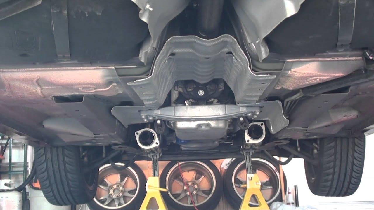2009 pontiac g8 gt quick exhaust comparison