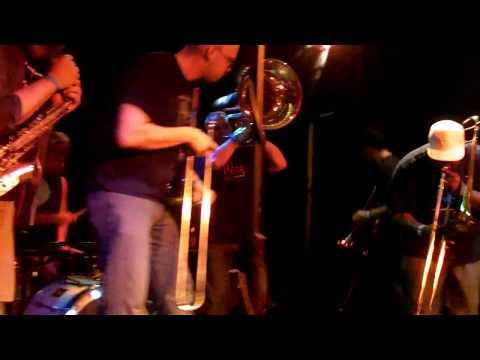 No BS! Brass - Kahn Live at the Bottletree Birming...