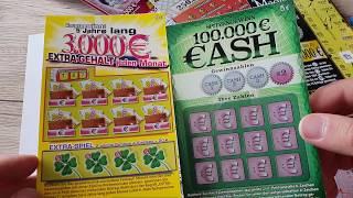 Лото   немецкая лотерея   моментальная лотерея   лотерейные билеты на 30 Евро