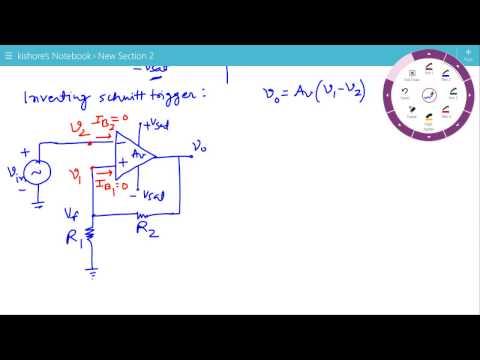 Schmitt Trigger - Inverting