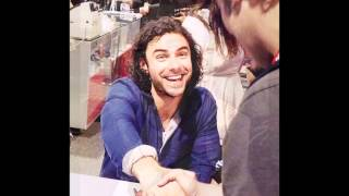 Aidan turner  ray of sunshine angel of light