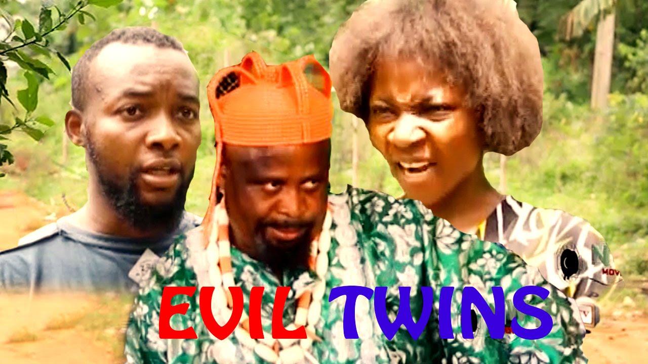 Download Evil Twins season 1   - 2016 Latest Nigerian Nollywood Movie