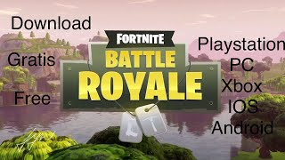 Fortnite Gratis and enjoy the battle pass of the season 6!!!