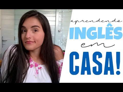Au Pair: MEU NÍVEL DE INGLÊS + INGLÊS EM CASA | Fernanda Tomás
