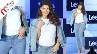 Jacqueline Fernandez Tight Show At Denim Jeans Launch || Celeb Zone