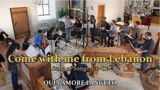 Come With me From Lebanon - Profeti della Quinta