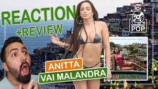 Baixar REACTION || Anitta - Vai Malandra feat. Mc Zaac, Maejor, Tropkillaz & DJ Yuri Martins