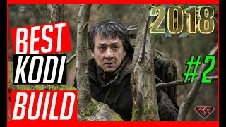 The Best KODI Builds Series 2018 #2| Live TV/TV Shows/Movies/Sports