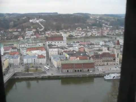 Germany: Veste Oberhaus in Passau, Bayern (5/6) 2012-03-19(Mon)1518hrs