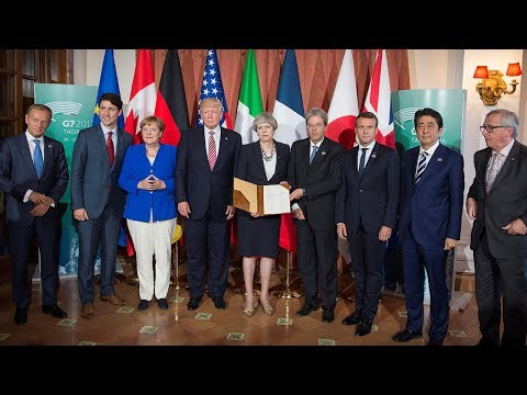 What have we learnt from the G7 summit 2017?