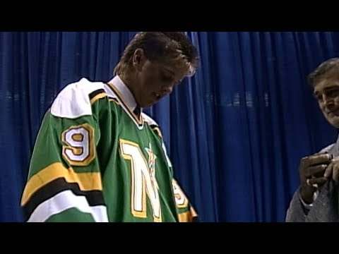 NHL Draft Memories: Mike Modano