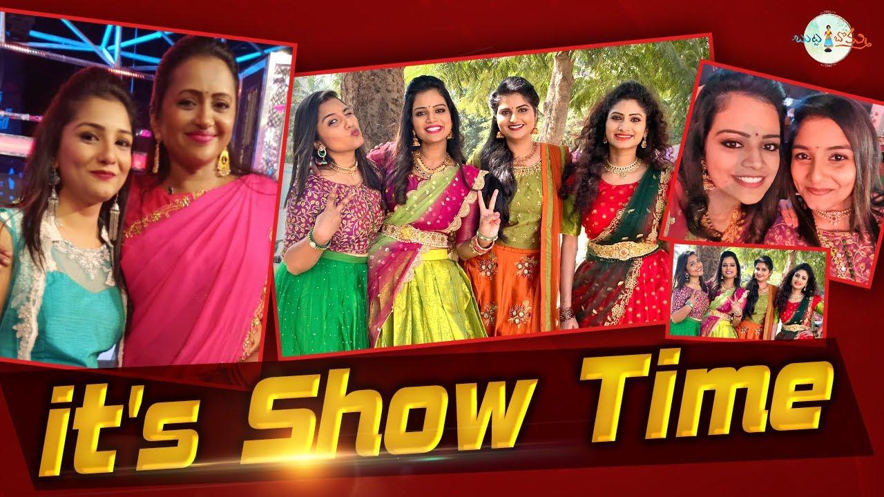 Its showtime || Star Mahila show Vlog || Sumaaka || Telugu Vlogs || Lahari Vlogs || Butta Bomma