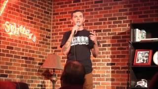 Vinnie Ward - Crap Comedy 9.13.15