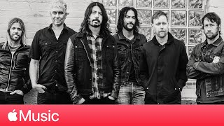 Dave Grohl: 'Foo Fighters' 25 Year Anniversary, Nirvana, and Kurt Cobain   Apple Music