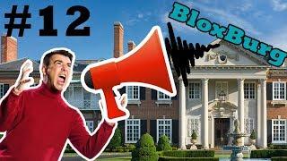 [MANSION] Building Step by Step! #12 Roblox - Bloxburg (312k so far)