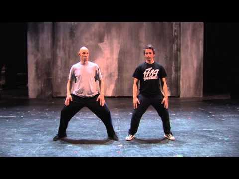 """Tutoriel Chorégraphie """"A quoi tu danses"""""""