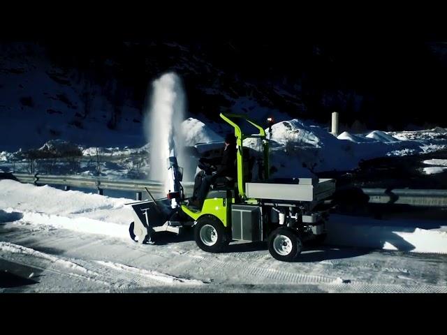 Снегоочистители Cerutti
