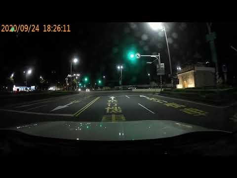 1100501 高雄市左營區南門(啟文門)圓環 - 闖紅燈(紅燈左轉)