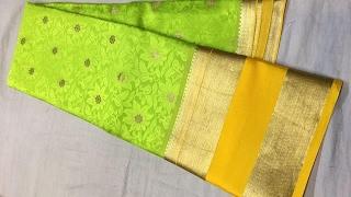 designer benni crepe sarees
