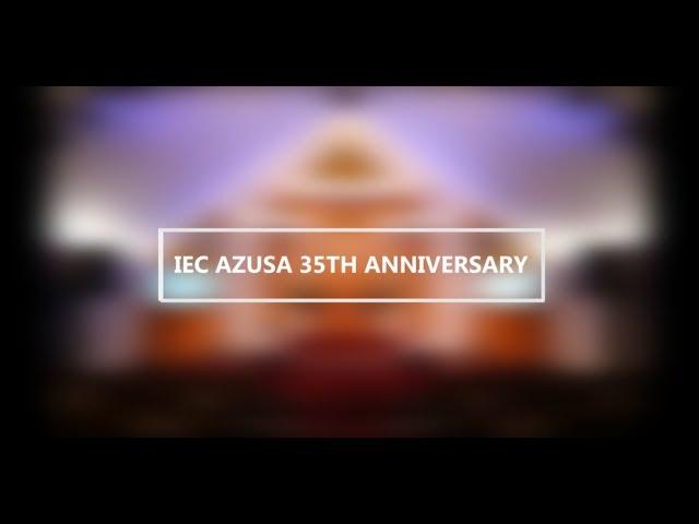 IEC 35th Anniversary
